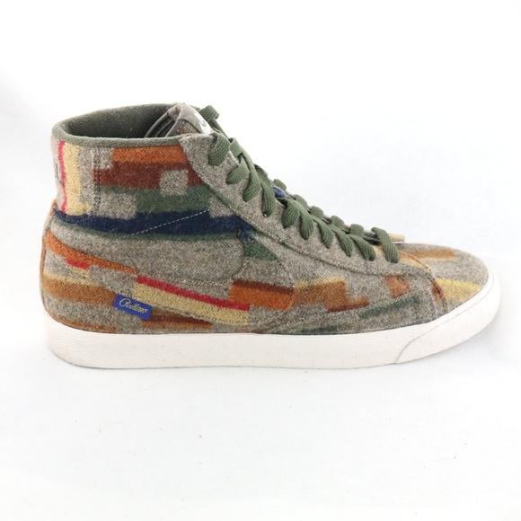 Nike Shoes   Nike Id X Pendleton Blazer